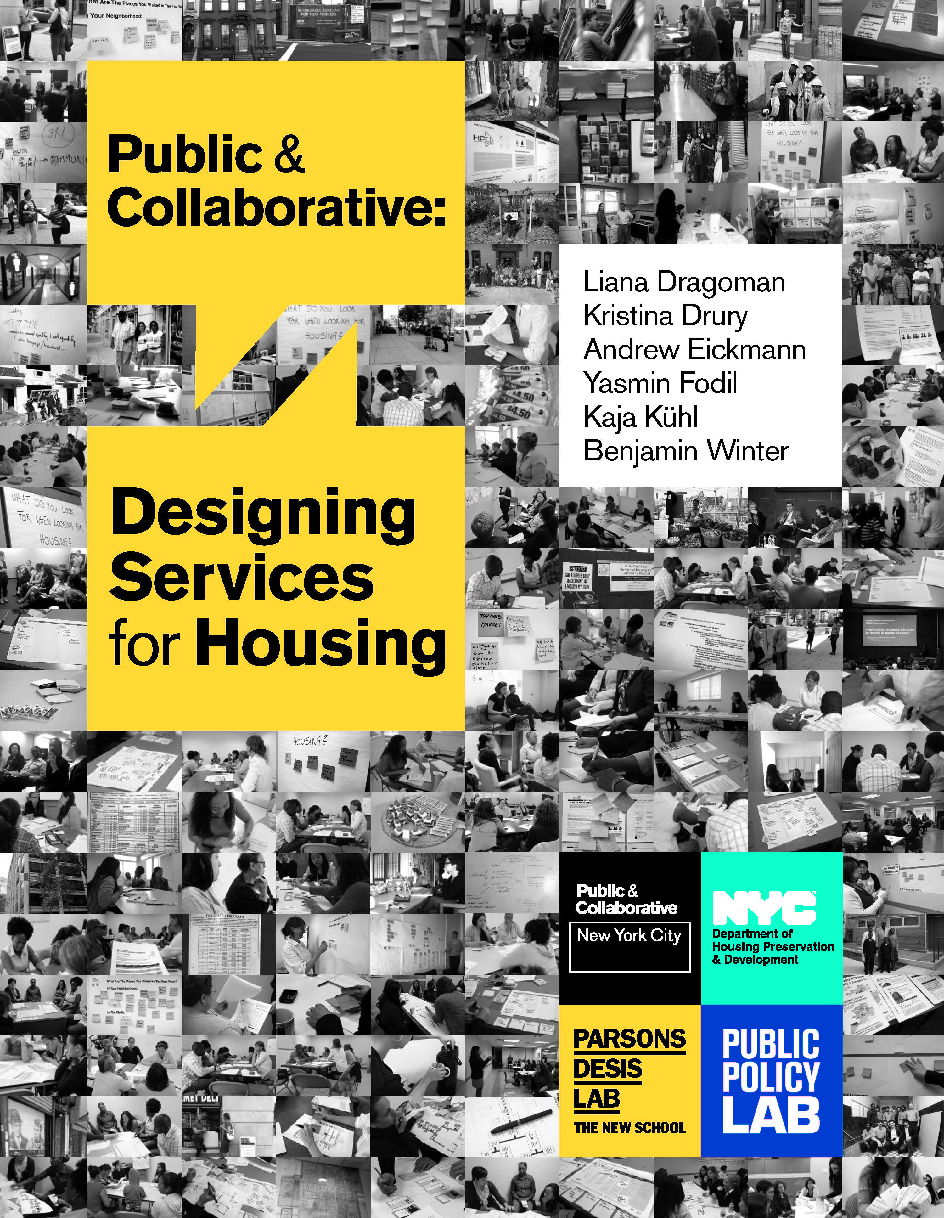 Designing Services For Housing