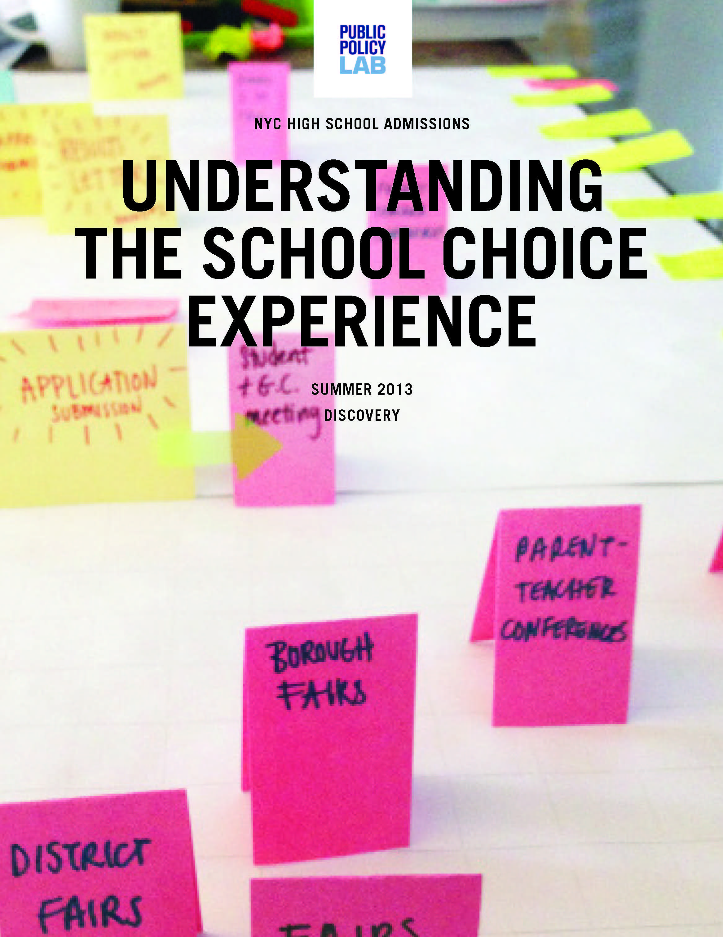 Understanding The School Experience
