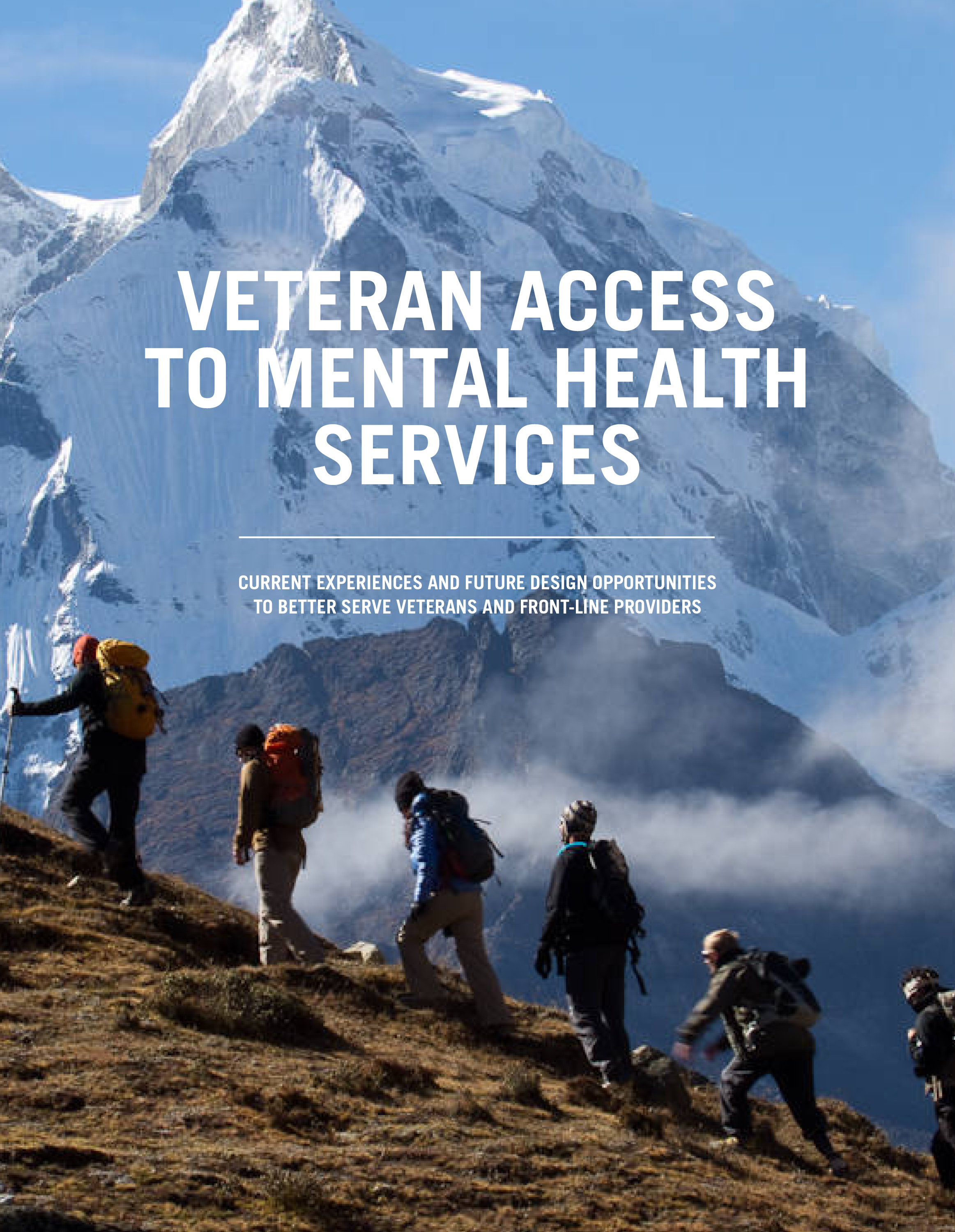 Veteran Access to Mental Health Services
